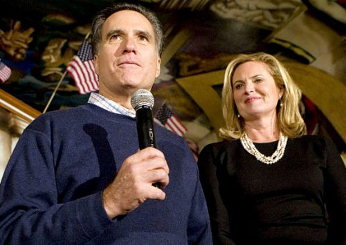 Ann Romney's Private Shopping Struggles