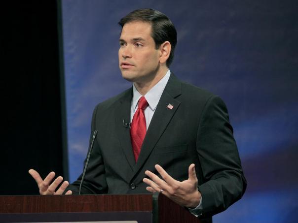 Senator Marco Rubio Says George W. Bush Was A Fantastic President