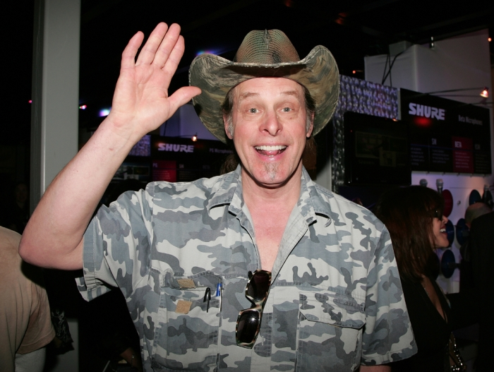 "Ted Nugent and the National Rifle Association Should Receive the ""Lee Harvey Oswald"" Award Regarding Obama Violent Rhetoric"