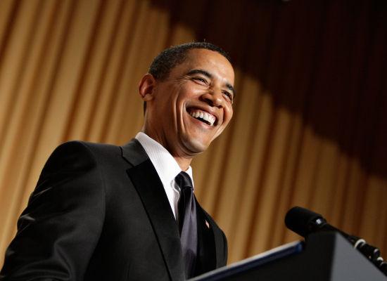 President Obama Turns Mitt Romney & GOP Into An Even Bigger Joke At White House Correspondent's Dinner (VIDEO)