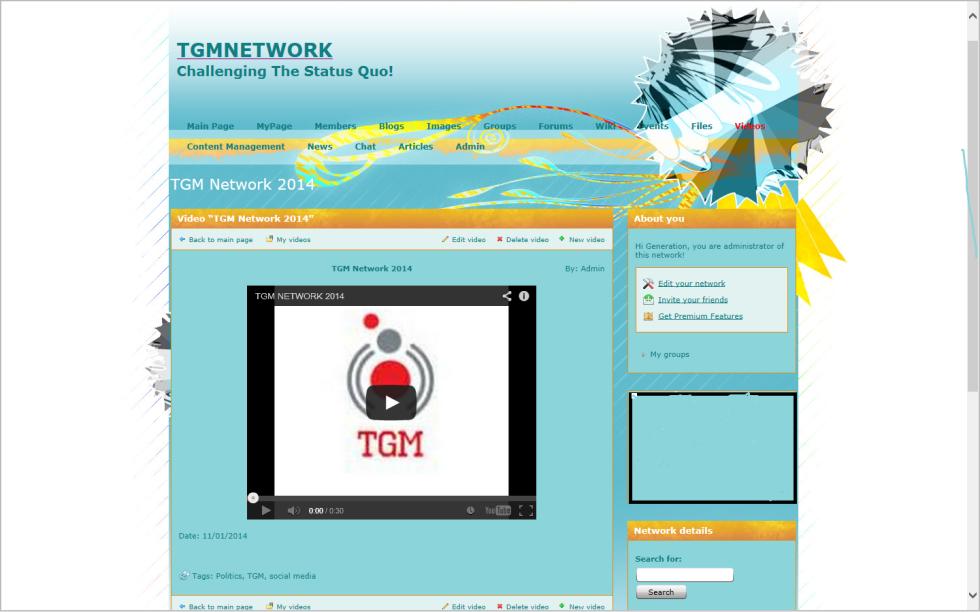 TGM Network