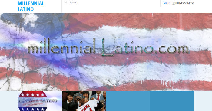 Spanish Sister Site: Say Hola to Millennial Latino May 5th 2014