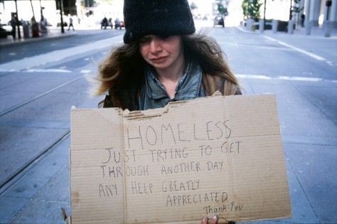 Ever Wondered What To Say To A Homeless Person?