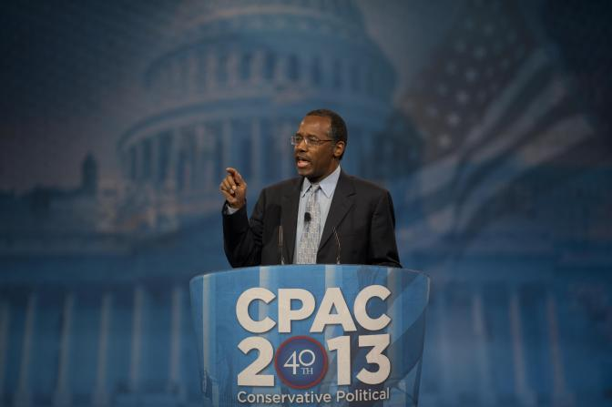 Ben Carson Says Homosexuality Is A Choice, But You Won't Believe His Shocking Reason Why
