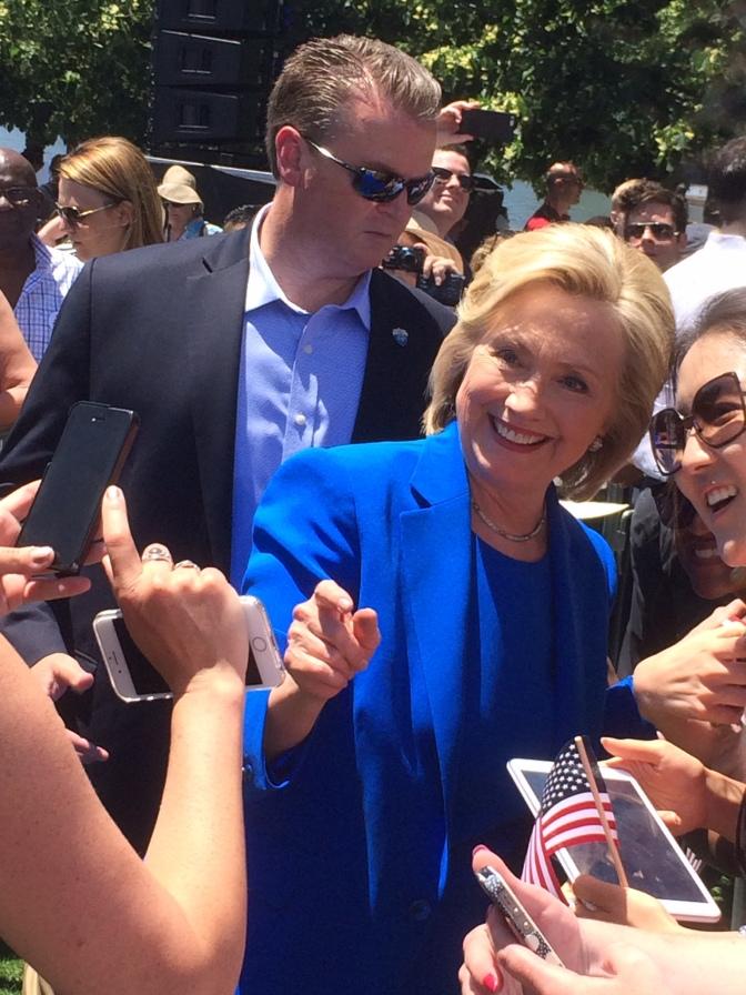 Millennials for Hillary Clinton