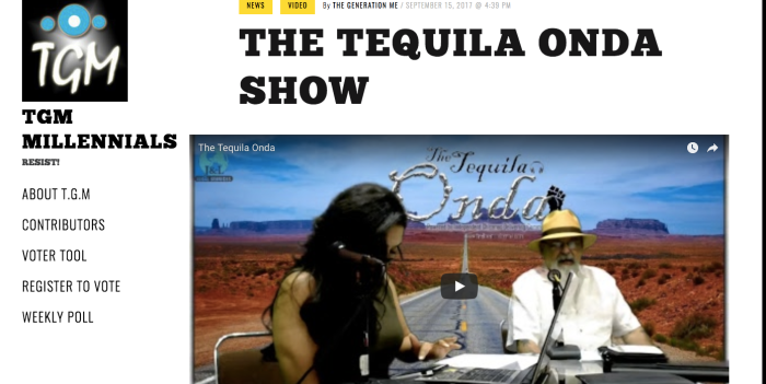 The Tequila Onda Show